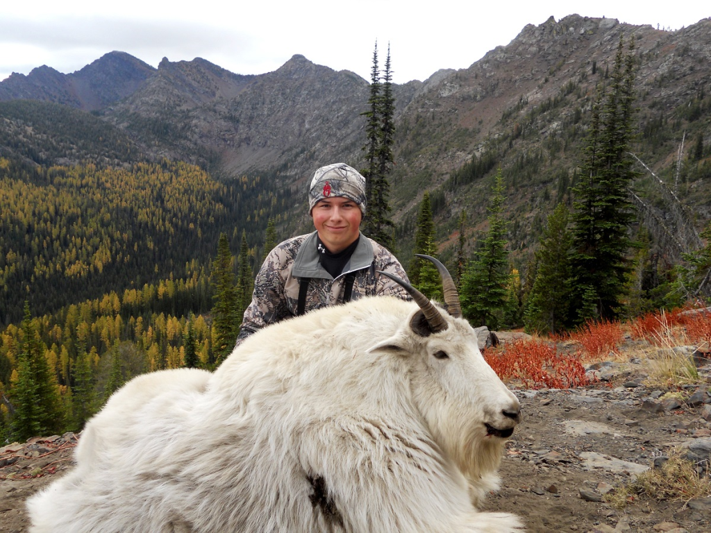 Jerad's 2014 OR Mt. Goat
