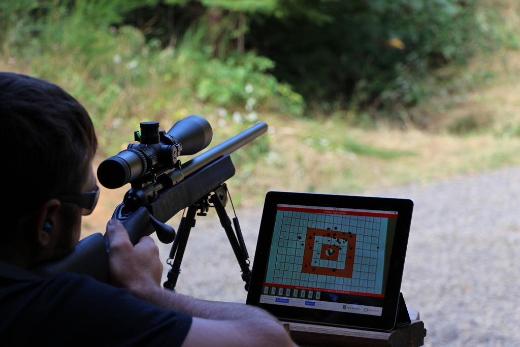 The Bullseye Camera System